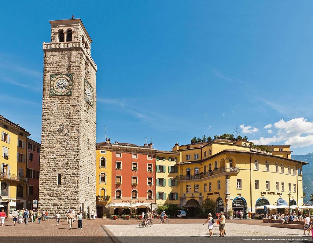 Riva del Garda Gardasee
