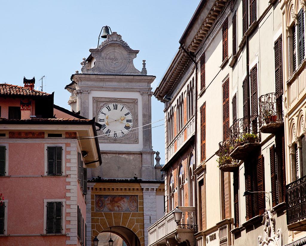 Salo Gardasee Stadt