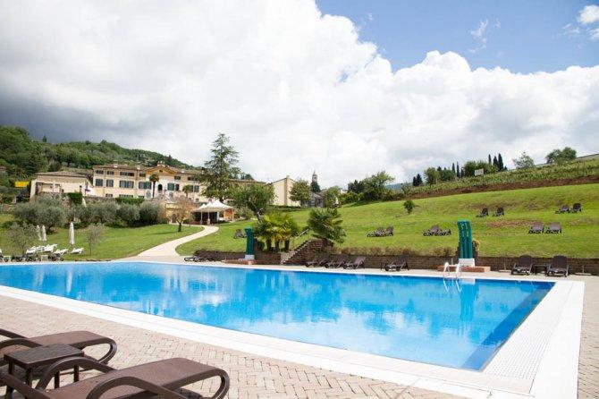 Villa Cariola Gardasee - Pool