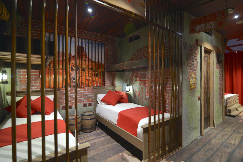 Gardaland Adventure Hotel Sommer